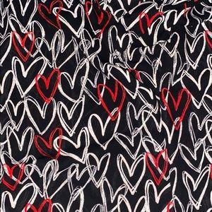 NY & Co V-neck ❤️🖤🤍 blouse